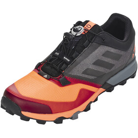 adidas TERREX Trailmaker Trail-Running Shoes Men Core Black/Carbon/Hi-Res Orange